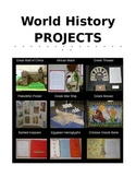 World History Projects