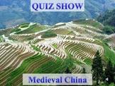 China - Quiz Show - World History
