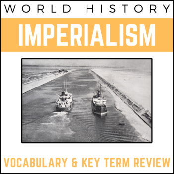 The Age of Imperialism: World History Review PowerPoint Presentation