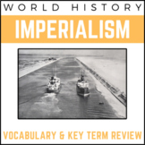 PowerPoint The Age of Imperialism: World History Review Presentation