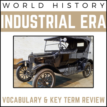World History Review PowerPoint Presentation: The Industrial Revolution