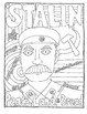 World History Coloring Pages - the 20th Century