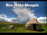 World History: Rise of the Mongols PowerPoint