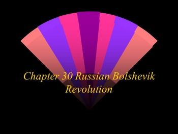 World History: Russian Revolution Mini-book project