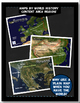 World History Satellite Maps Physical Geography PowerPoint Introduction