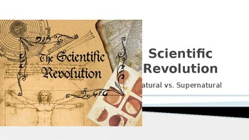 world history scientific revolution ppt 16 slides by one stop