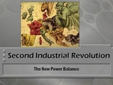World History: Second Industrial Revolution PowerPoint
