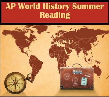 ap world history summer reading Ap world history  summer reading and film list  each student is to choose 1 book and 1 film from their respective lists for each you must develop a one typed.