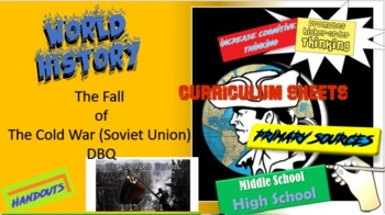 World History - The Collapse of the Soviet Union DBQ