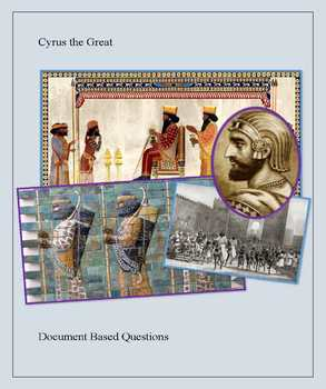 World History: The Egyptians, Babylonians, and Persians