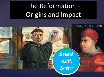 World History The Reformation PowerPoint Reformation Histo
