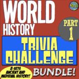 World History Trivia Review Games | History Review Games Part 1 World History