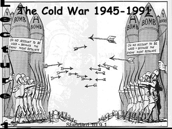 World History Unit 10-The Cold War
