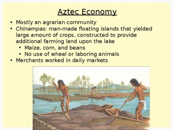 World History - Unit 12 (Pre-Columbian Americas) PPT with Notes