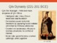 World History - Unit 2 (Classical China) PPT with Notes