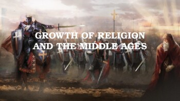 World History - Unit 2 - PowerPoint (Religion and Middle Ages)