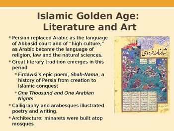 World History - Unit 8 (Islam in S/SE Asia) PPT with Notes
