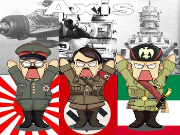 World History Unit 9-World War II