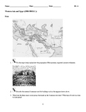 World History -Western Asia and Egypt (3500-500 B.C.) Discussion/Essay Questions