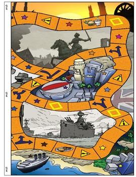 World History - World War Board Game