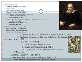 World History from 1500, powerpoint lecture,ch.17, Europe-16th to 18th centuries