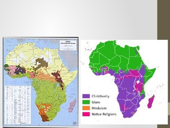 World History from 1500, powerpoint lecture,ch.18, Africa, 1400 to 1800