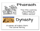 World History Word Wall/ Carousel Cards