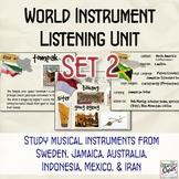 World Instrument Listening Unit: Set 2