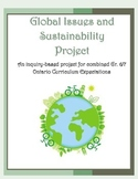 World Issue and Sustainability Project
