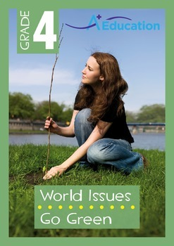 World Issues - Go Green - Grade 4