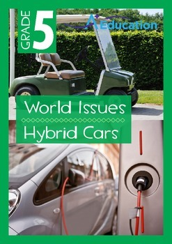 World Issues - Hybrid Cars - Grade 5