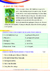 World Issues - Land Pollution (II) - Grade 1 (with 'Triple-Track Writing Lines')
