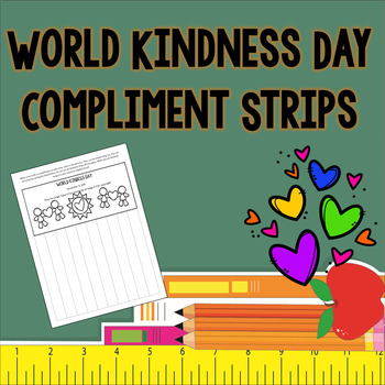 World Kindness Day Compliment Activity