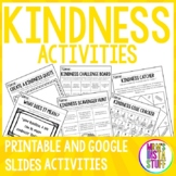 KINDNESS ACTIVITIES // WORLD KINDNESS DAY // KINDNESS IN T
