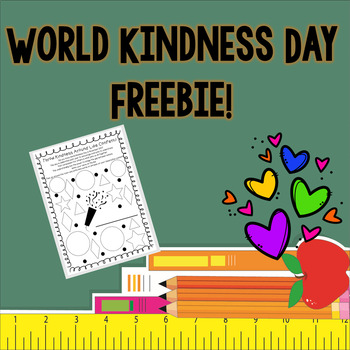 World Kindness Freebie!