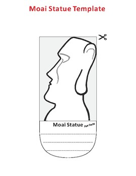World Landmark Craft: Easter Island Moai