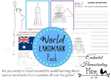 World Landmark Pack