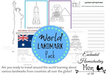 World Landmark Pack