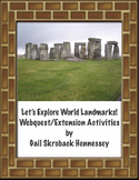 World Landmarks! Webquest (Distance Learning)