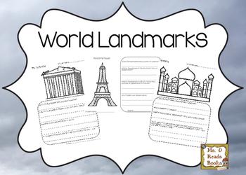 World Landmarks Mini-Research
