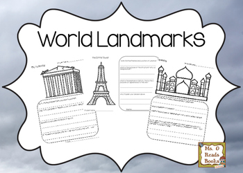 World Landmarks Mini-Research