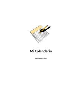 World Language Calendar (write on)