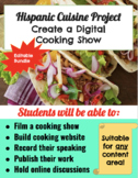 World Language Cuisine Project: A Digital Cooking Show