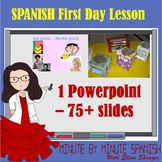 World Language Tech Guide First Day of Spanish One