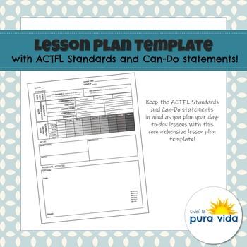 Actfl Worksheets & Teaching Resources | Teachers Pay Teachers
