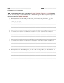 World Languages Novice Presentational Assessment with Rubr