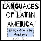 World Languages Posters - Latin America