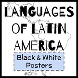 World Languages Posters - Latin America