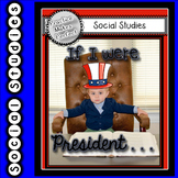 President's Day Craft Writing Activity