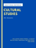 World Literature: Cultural Studies Research Project [ADDITIONAL MATERIALS]